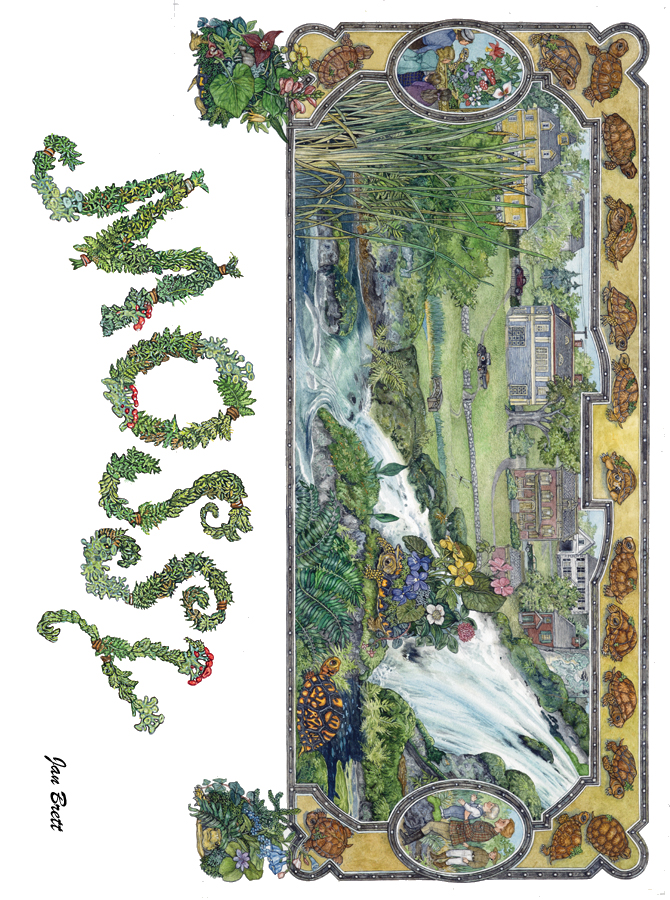 Mossy 2013 May Art