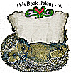Bookplate Hedgie