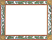 Picture Frame Horizontal