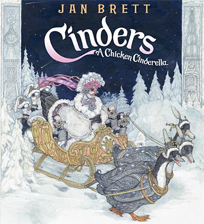 Cinders a Chicken Cinderalla