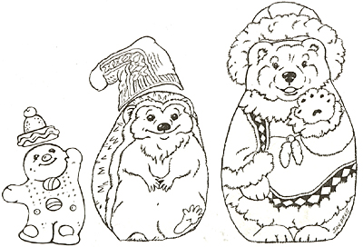 2009 Free School Or Library Visit Jan Bretts Pals Coloring Page