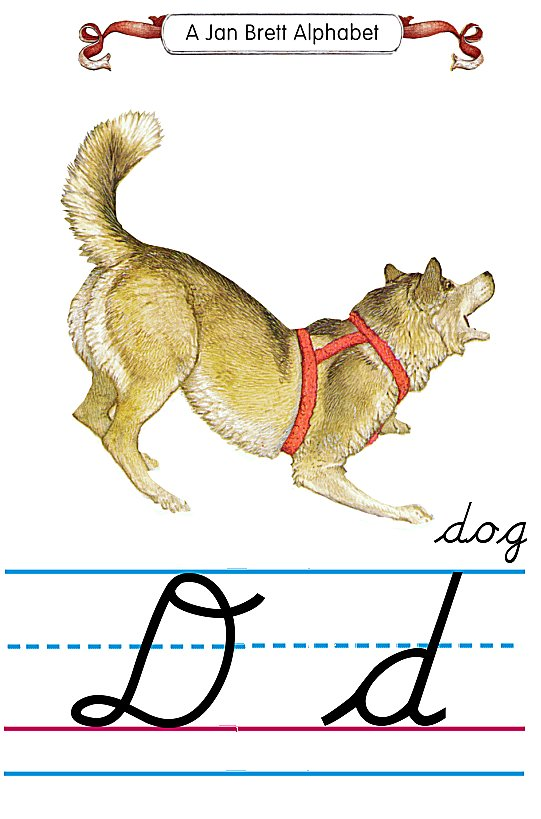 What does the alphabet look like in cursive