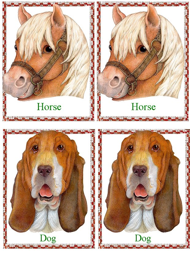horse and dog games