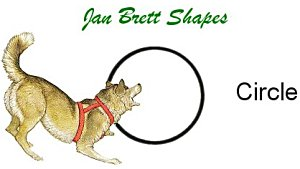 Jan Brett Shapes