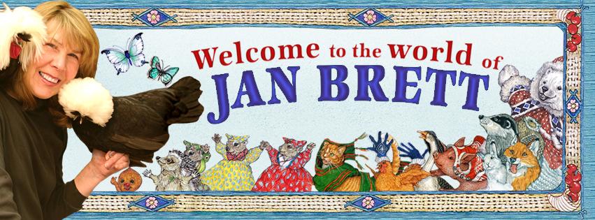 Image result for jan brett