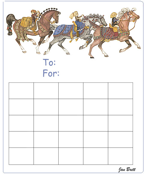 Incentive Charts Fritz and the Beautiful Horses