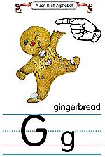 Manual Sign Letter G
