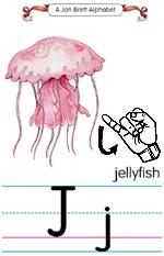 Manual Sign Letter J