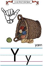Manual Sign Letter Y