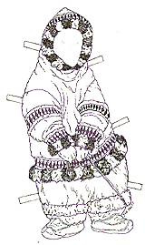 snow bears coloring pages - photo#4
