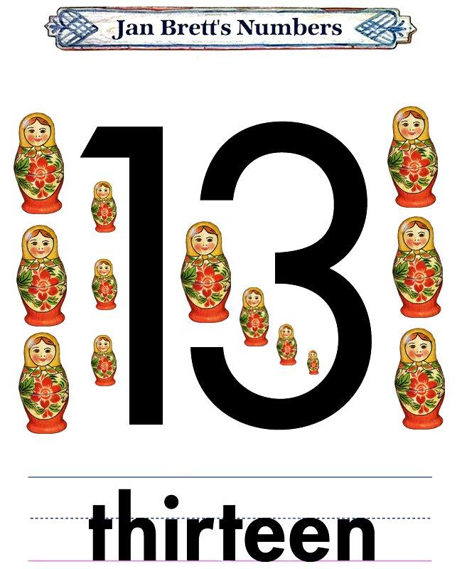Number 13Number 13 Images