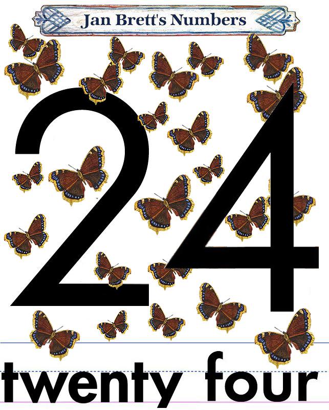 Number 24