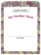 Jan Brett's Number Book Cover 1