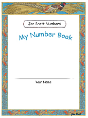 Jan Brett's Number Book Cover 2