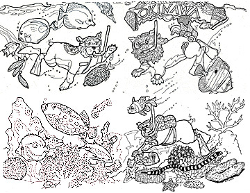 jan brett holiday coloring pages - photo#25