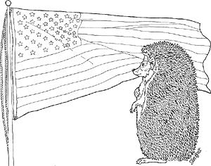 America Coloring Pages & Worksheets   Preschool social studies ...   236x300
