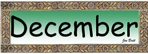 Pocket Calendar December