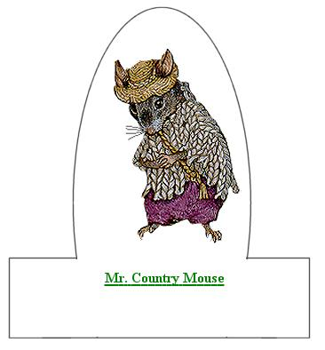 Mr. Country Mouse