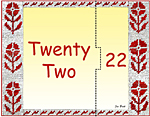 Matching Numbers Game 22
