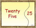 Matching Numbers Game 25