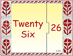 Matching Numbers Game 26