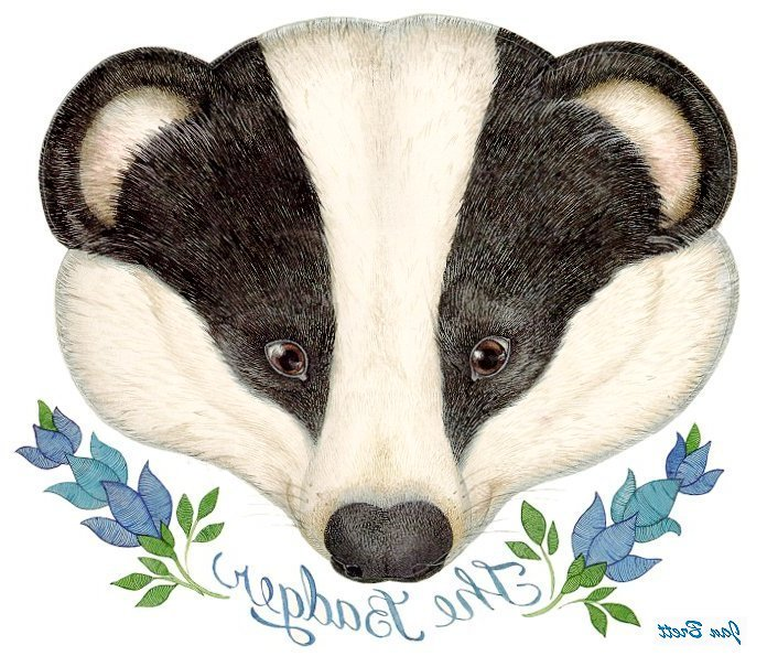 the badger in the mitten by jan brett Quotes