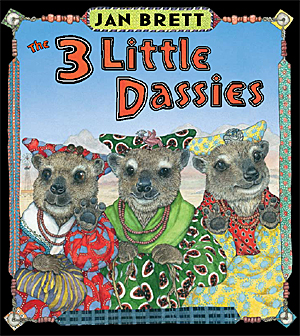 3 Little Dassies
