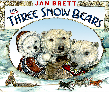 The Three Snow Bears provided a delightful bed-time story for our