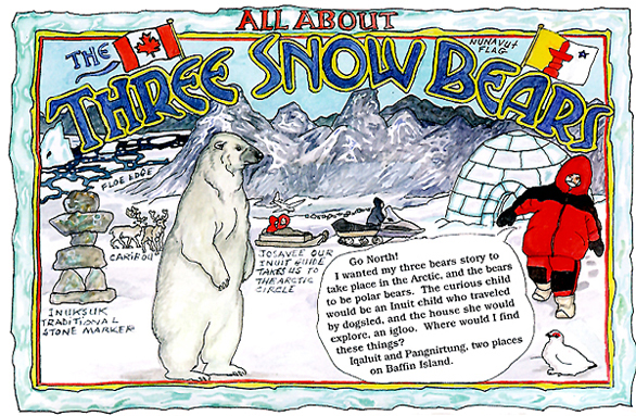 The Three Snow Bears 1a