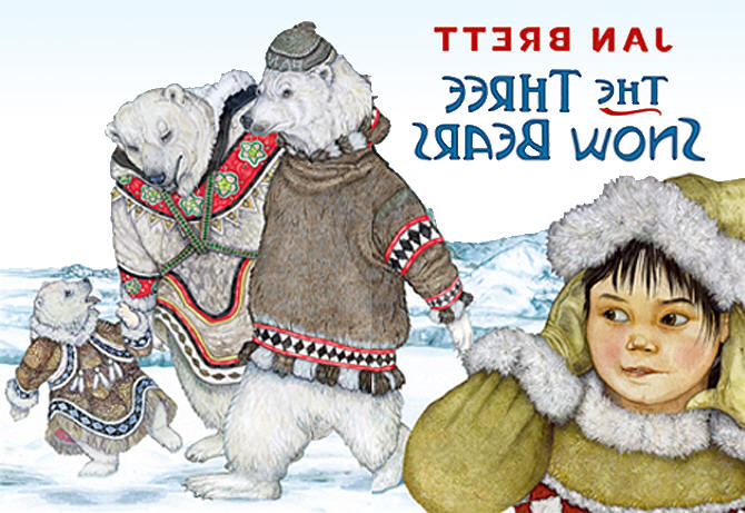 The Three Snow Bears Transfer