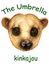 Umbrella Masks Kinkajou